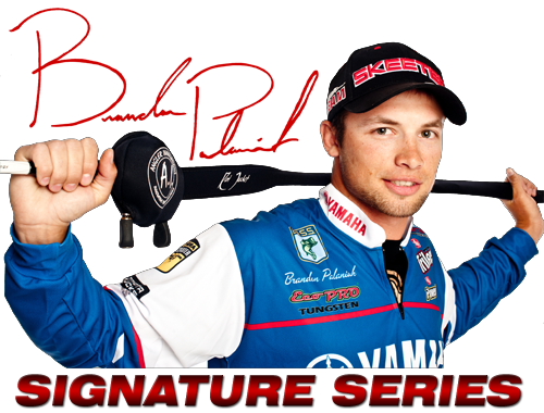 Brandon Palaniuk Signature Series Rod Jacket from Angler Innovations