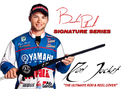 Brandon Palaniuk Casting Signature Series Rod Jackets